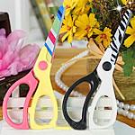 Gërshërë, Plastik, Shape Tjera, ylber, ngjyra të përziera, 170x80mm, 24PC/Shumë,  Shumë