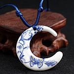 Gjerdan Porcelani, Hënë, punuar me dorë, asnjë, asnjë, 45x50mm, :21-50cm, 5Fillesat/Shumë,  Shumë