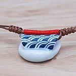 Gjerdan Porcelani, Shape Tjera, punuar me dorë, asnjë, asnjë, 27x25mm, :21-50cm, 2Fillesat/Shumë,  Shumë