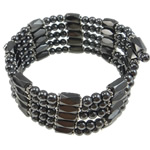 Wholesale Magnetic Bracelets,  A grade, 4mm, Sold per 36-Inch Strand