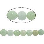 Beads Jade, Burma Jade, Round, asnjë, asnjë, 8mm, : 1mm, :16Inç, 5Fillesat/Shumë,  Shumë