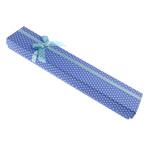 Box karton Gjerdan, Drejtkëndësh, asnjë, blu, 42x210x21mm, 24PC/Qese,  Qese