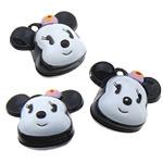 Tunxh Bell varëse, Mickey Mouse, , nikel çojë \x26amp; kadmium falas, 24.50x22x17mm, : 1.9mm, 100PC/Shumë,  Shumë