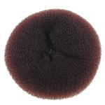 Bun Flokët Maker, Najloni, Rondelle, asnjë, asnjë, vjollcë, 112x48mm, 12PC/Qese,  Qese