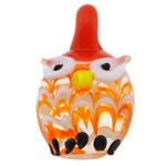 Pendants Lampwork Fashion, Buf, asnjë, asnjë, multi-colored, 29x53x18.80mm, : 5.5mm, 30PC/Qese,  Qese