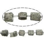 Beads bizhuteri gur i çmuar, Pirit Artë, Nuggets, asnjë, asnjë, 8-10mm, : 1.2mm, :16Inç, 5Fillesat/Shumë,  Shumë
