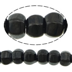Beads bizhuteri gur i çmuar, Qymyrit kuarc Stone, Rondelle, natyror, asnjë, 8x8mm, : 1mm, :16Inç, 5Fillesat/Shumë,  Shumë
