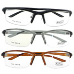 Eyewear Frames, TR90, Shape Tjera, asnjë, asnjë, ngjyra të përziera, 32x130x125mm, 5PC/Shumë,  Shumë
