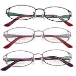Eyewear Frames, Titan, with Rrëshirë, Shape Tjera, asnjë, asnjë, ngjyra të përziera, 31x130x132mm, 5PC/Shumë,  Shumë