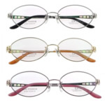 Eyewear Frames, Titan, with Rrëshirë, Shape Tjera, asnjë, asnjë, ngjyra të përziera, 37x140x130mm, 5PC/Shumë,  Shumë