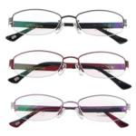 Eyewear Frames, Titan, with Rrëshirë, Shape Tjera, asnjë, asnjë, ngjyra të përziera, 29x132x130mm, 5PC/Shumë,  Shumë