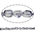 Beads kuarc bizhuteri, Ametist, Nuggets, natyror, asnjë, 13x19x12mm, : 1mm, :15.7Inç, 20Fillesat/Shumë,  Shumë