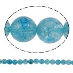 Kërcitje Beads kuarc, KYANITE, Round, natyror, 14mm, : 1mm, : 15.7Inç, 20Fillesat/Shumë,  Shumë