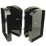 Organike Vath Glass Display, Glass Organike, Drejtkëndësh, asnjë, asnjë, e zezë, 95x50x55mm, 3PC/Shumë,  Shumë