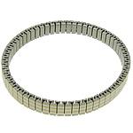 Stainless byzylyk bizhuteri Steel, Stainless Steel, Shape Tjera, ngjyrë ari praruar, dy-ton, asnjë, 7mm, :7Inç, 20PC/Shumë,  Shumë