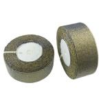 Ribbon Sparkle, asnjë, asnjë, gri, 4cm, : 625Oborr, 25PC/Shumë,  Shumë