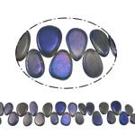 Beads lot Crystal, Kristal, colorful kromuar, asnjë, asnjë, 17-25mm, : 1.5mm, : 15.3Inç, 38PC/Fije floku,  15.3Inç,