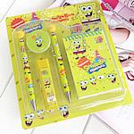 Letër shkrimi, Plastik, with Letër, Drejtkëndësh, asnjë, asnjë, i verdhë, 180x205mm, 20Sets/Shumë, 5pcs/set,  Shumë