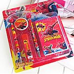 Letër shkrimi, Plastik, with Letër, Drejtkëndësh, asnjë, asnjë, i kuq, 180x205mm, 20Sets/Shumë, 5pcs/set,  Shumë