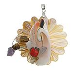 Pendants Shell, Shell ujërave të ëmbla, with Gur i çmuar, Shape Tjera, ngjyrë platin praruar, asnjë, asnjë, 48x48x16mm, : 3x6mm, 20PC/Shumë,  Shumë