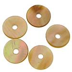 Pendants Shell, Deti Shell, Petull e ëmbël në formë gjevreku, asnjë, asnjë, asnjë, 8x8x1mm, : 1.5mm, 500PC/Shumë,  Shumë