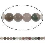 Beads kuarc bizhuteri, Rainbow kuarc, Round, natyror, asnjë, 6mm, : 1mm, :15.5Inç, 5Fillesat/Shumë,  Shumë