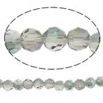 Swarovski Crystal Beads, Round, colorful kromuar, faceted, asnjë, 6mm, : 1mm, : 15.7Inç, 72PC/Fije floku,  15.7Inç,