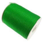 Organza Ribbon, asnjë, asnjë, e gjelbër, 1cm, :2500Oborr, 5PC/Shumë,  Shumë