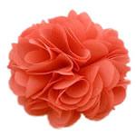 Lule, asnjë, asnjë, portokalli thellë kuqalashe, 60x60mm, 24PC/Shumë,  Shumë
