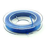 Thread Crystal, elastik, asnjë, blu, 0.30mm, :10m, 50PC/Shumë,  Shumë