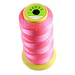 Thread najlon, Najloni, Shape Tjera, pa elastik, asnjë, kuqe të ndritshme rozë, 1.20mm, :170m, 10PC/Shumë,  Shumë