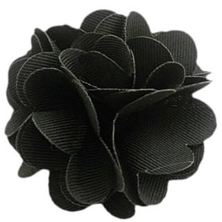 Leckë, Lule, asnjë, asnjë, e zezë, 75x75mm, 60PC/Shumë,  Shumë