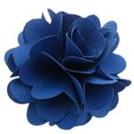 Leckë, Lule, asnjë, asnjë, blu të errët, 75x75mm, 60PC/Shumë,  Shumë