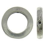 Beads bizhuteri Alloy zink, Petull e ëmbël në formë gjevreku, Ngjyra antike argjendi praruar, asnjë, asnjë, , nikel çojë \x26amp; kadmium falas, 19x3mm, : 1.5mm, 320PC/KG,  KG