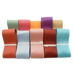 Saten Ribbon, asnjë, asnjë, ngjyra të përziera, 38mm, 100m/Shumë,  Shumë
