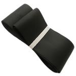 Saten Ribbon, asnjë, asnjë, e zezë, 38mm, 100m/Shumë,  Shumë