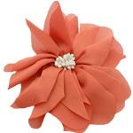 with Plastike Pearl, Lule, asnjë, asnjë, kuq pak portokalli, 130x130mm, 24PC/Shumë,  Shumë