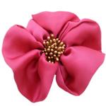 with Plastik, Lule, asnjë, asnjë, kuqe të ndritshme rozë, 100x100mm, 30PC/Shumë,  Shumë