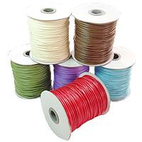 Wachsschnur, Nylon Polypropylen, mit Kunststoffspule & Karton, verschiedene Größen vorhanden & Korea importiert, keine, verkauft von PC
