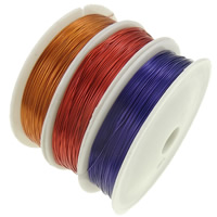 Iron Wire, electrophoresis, different size for choice, nickel, lead & cadmium free, 0.37mm, 12PCs/Lot, Sold By Lot