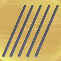 Graphit Glasstab, schwarz, 12x355mm, 4PCs/Menge, verkauft von Menge