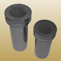 Graphit Schmelztiegel, schwarz, 72x155mm, 2PCs/Menge, verkauft von Menge