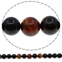 Natürliche traumhafte Achat Perlen, Traumhafter Achat, rund, verschiedene Größen vorhanden, Bohrung:ca. 1mm, Länge:ca. 15 ZollInch, verkauft von Menge