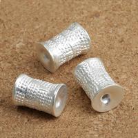 99% Perle, Zylinder, 13mm, Bohrung:ca. 1.5mm, 10PCs/Menge, verkauft von Menge