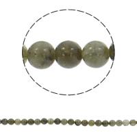 Labradorit Perlen, rund, synthetisch, verschiedene Größen vorhanden, Bohrung:ca. 1mm, verkauft per ca. 15.5 ZollInch Strang