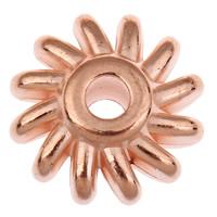 Acryl Schmuck Perlen, originale Farbe, 17x8mm, Bohrung:ca. 4mm, ca. 495PCs/Tasche, verkauft von Tasche