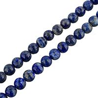 Lapislazuli Perlen, natürlicher Lapislazuli, rund, verschiedene Größen vorhanden, Grade A, verkauft per ca. 15.5 ZollInch Strang