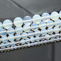 Opal Perlen, rund, verschiedene Größen vorhanden, verkauft per ca. 15 ZollInch Strang