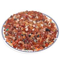 Natürlich rote Achat Perlen, Roter Achat, Klumpen, kein Loch, 3-10mm, ca. 1000PCs/kg, verkauft von kg