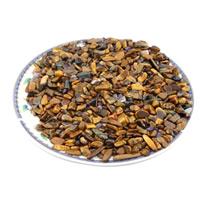 Tigerauge Perlen, Klumpen, natürlich, kein Loch, 3-10mm, ca. 1000PCs/kg, verkauft von kg